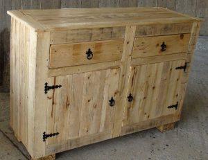 plan de meuble en palette 10 meubles chics construire. Black Bedroom Furniture Sets. Home Design Ideas