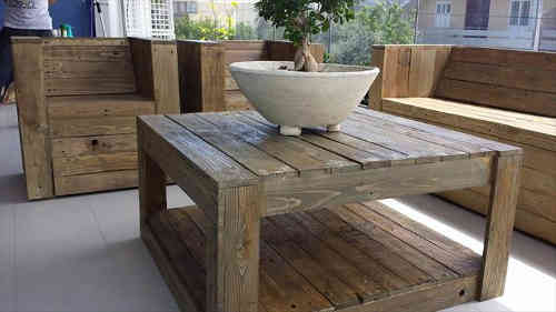 Best Table De Salon De Jardin Palette Gallery - Amazing House Design ...