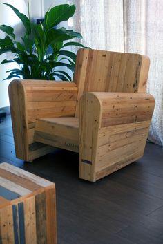 fauteuil palette tuto