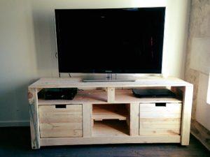 Plan Meuble Tv Palette
