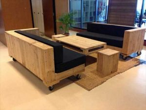 tuto canap avec palette plans et guides de construction. Black Bedroom Furniture Sets. Home Design Ideas