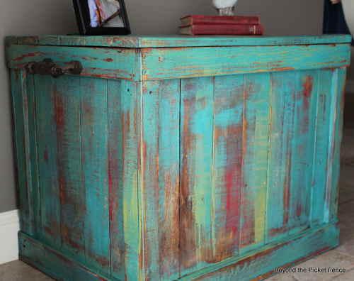 Peindre du bois de palette-Mes conseils - Tuto-palette